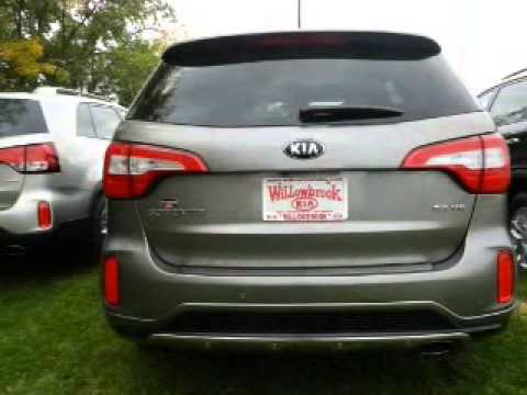 2015 Kia Sorento Willowbrook Il Youtube