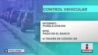 Pago Control Vehicular || Noticias Con Héctor Rodrigo Ortiz