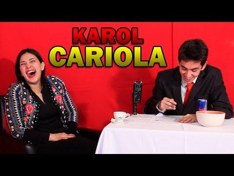 Karol Cariola - CACOnociendonos