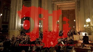 "Saint-Saëns - Symphonie n°3 ""avec orgue"" - OJIF - Thomas Ospital, David Molard Soriano"