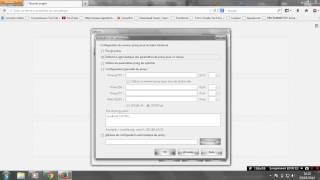 Résolution problème réseau Mozilla Firefox