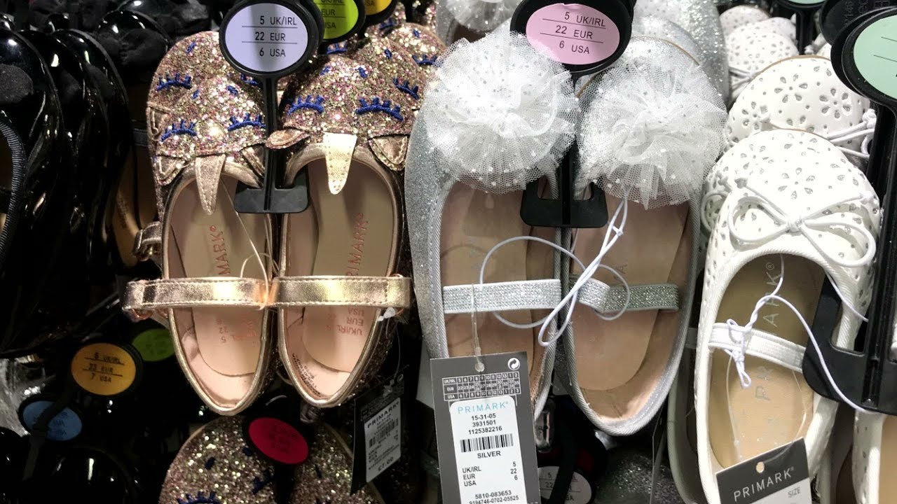 Primark Girl's Shoes - August , 2019