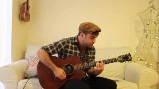 Jimi Hendrix - Wind Cries Mary (David Ashworth) Acoustic Cover