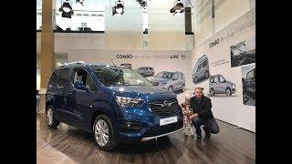 2018 Opel Combo Life - Der neue Familientransporter | by UbiTestet