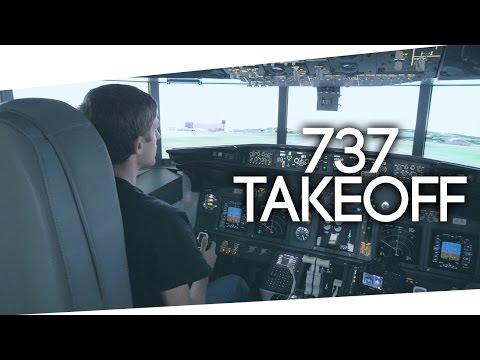 Imparare a pilotare un Boeing 737 [Ep.7 - Decollo]