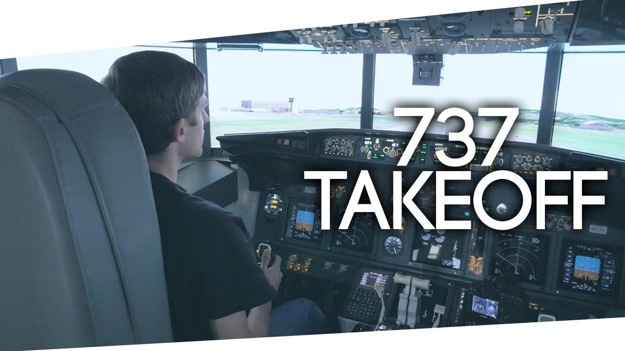 Imparare a pilotare un boeing 737 ep 7 decollo youtube for Ep ptable queue proc
