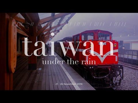 Taiwan - Under the Rain