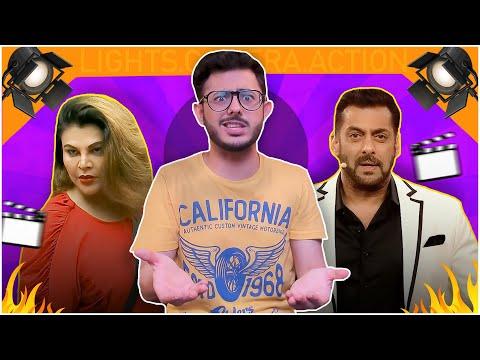 CarryMinati roasts Salman Khan, Bigg Boss 14; Rahul Vaidya reacts