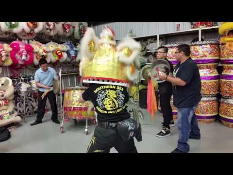 Colorado Lion Dance Competition - Jam session