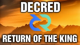 Decred Coin DCR Analysis - Proof of Work Merges with Proof of Stake!!