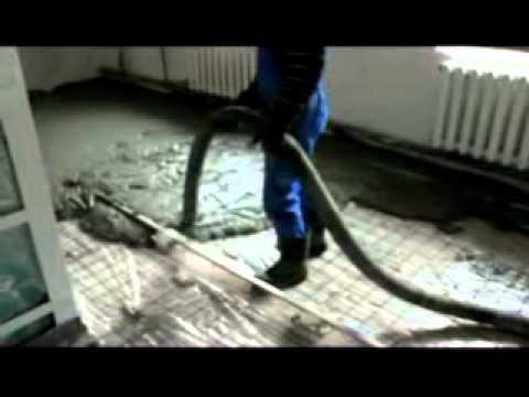 видео: Установка для пенобетона МЕТЕМ ПСГ 500,монолитная заливка пола