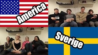 What American People Think of Sweden