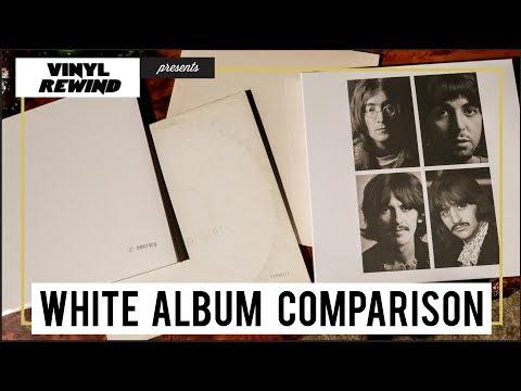 The Beatles 2018 White Album vs original mix | vinyl comparison