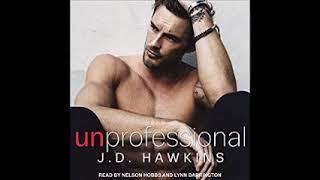 Unprofessional audiobook by J. D. Hawkins