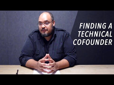 How to Find a Technical Cofounder - Michael Seibel