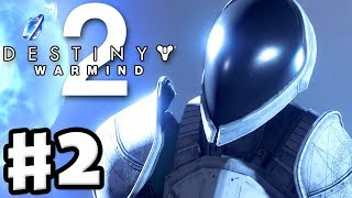 Destiny 2: Warmind - Gameplay Walkthrough Part 2 - Strange Terrain! (PS4 Pro 4K)