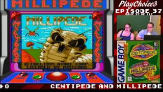 Beating Game Boy Games #37 Centipede & Millipede
