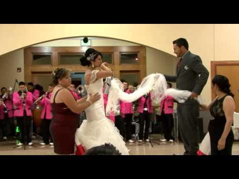 Traditional Mexican Wedding Highlights - San Francisco, CA.