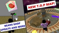 NEW TOP MAP AND BEANS SHOP UPDATE | DBZ Final Stand