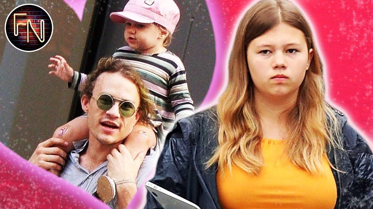 Heath Ledger Tochter