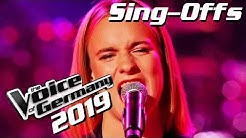 Ella Eyre - We Don't Have To Take Our Clothes Off (Marita Hintz) | The Voice of Germany | Sing-Offs