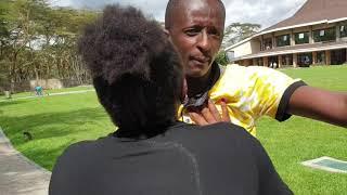 Njugush beats Abel Mutua