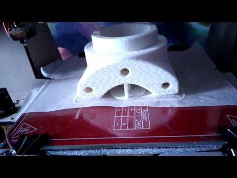 Печать на 3Д принтере , косяки ,моменты на которые стоит обратить внимание при печати