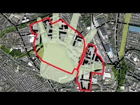Masterplan for New DIT Campus at Grangegorman