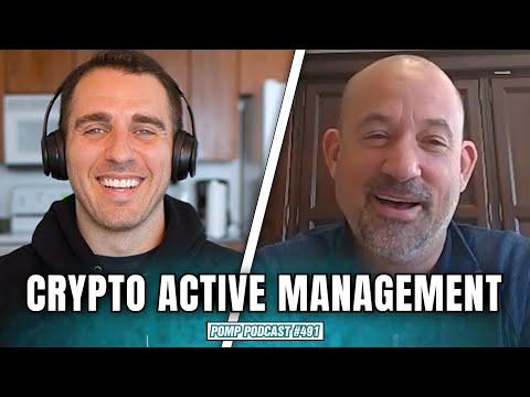 Digital Asset Active Management I Jeremy Boynton I Pomp Podcast #491