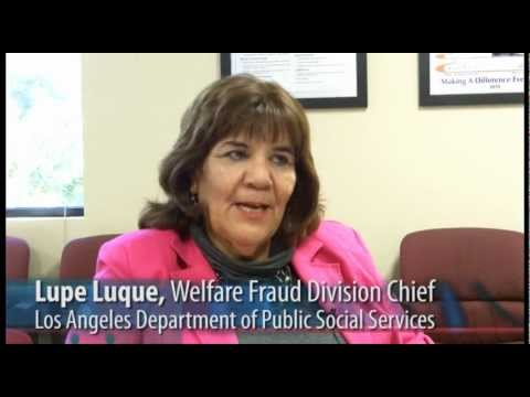 Los Angeles County: IHSS Anti-Fraud Efforts Deter Crime And Improve Program -- 2011