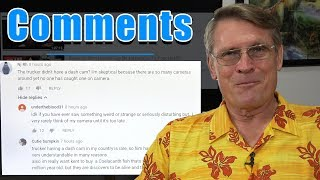 Dr. Kent Hovind - Comments - 8-12-19