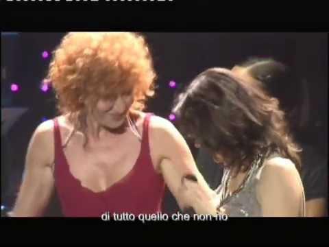 Elisa & Fiorella Mannoia -Eppure sentire (Un senso di te)- HD STEREO