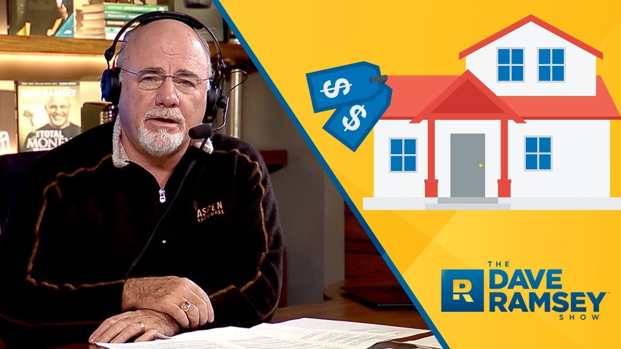 Dave Ramsey S Steps To Buying A House Youtube