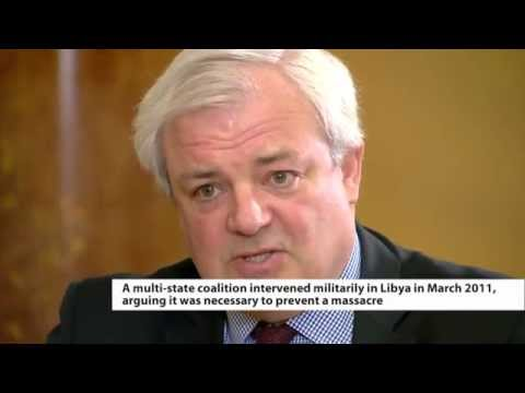 FROZEN IN CONFLICT Ft. Stephen O'Brien, UN Under-Secretary-General for Humanitarian Affairs