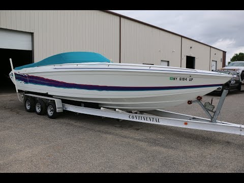 1997 312 FasTech Formula Boat For Sale~267 Hours Twin MercCruiser 502s~Gorgeous Condition