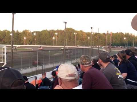 Bridgeport Speedway 5-16-17 Horton/Godown Incident
