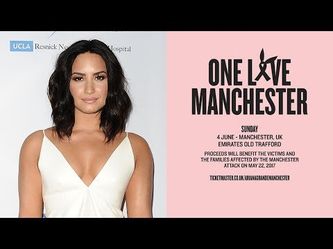 Thumbnail: Demi Lovato Explains Why She's Not Performing At Manchester Benefit Concert