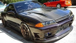 3 OF THE BEST SKYLINES R32