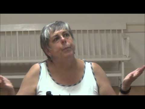 Second Congo Church  Ineke Mitchell Intro August 26, 2015