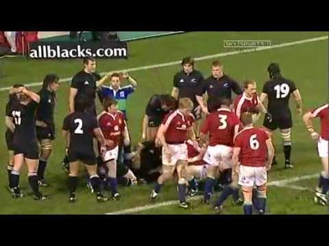 Rugby] All Blacks   Lions   3rd Test   09 07 05