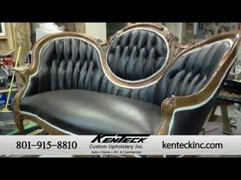 KenTeck Custom Upholstery | Commercial, Residential, RV, ATV, Marine, & Auto | Salt Lake City, UT