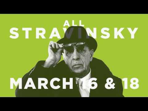 All Stravinsky with Franz WelserMöst