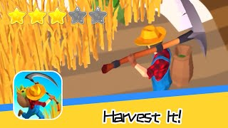 Harvest It! Manage your own farm Walkthrough Chop your way to the top! Recommend index three stars