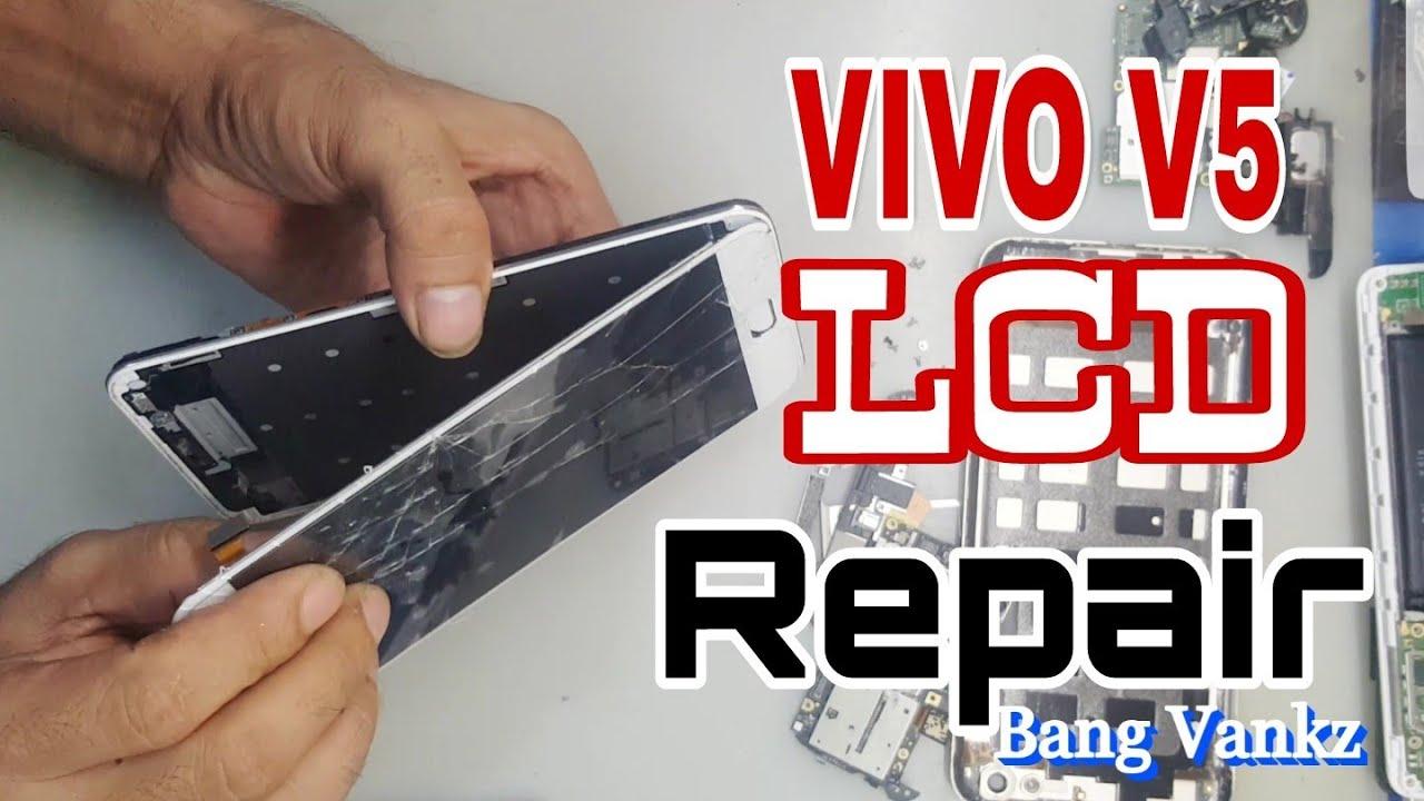 Cara Ganti LCD VIVO V5 (1601) | Vivo V5 Lcd Replacement