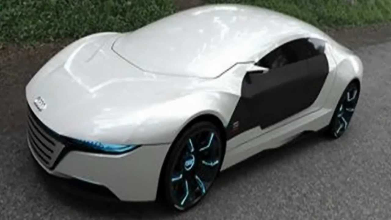 Audi A9 Concept Luxurious Sports Car Youtube