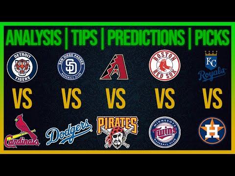 FREE Baseball 8/24/21 Picks and Predictions Today MLB Betting Tips and Analysis