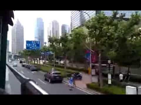 Шанхай 2013