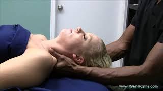 Face and Neck Massage Techniques - Part 4 of 7