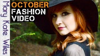 October Fashion Video! Thumbnail