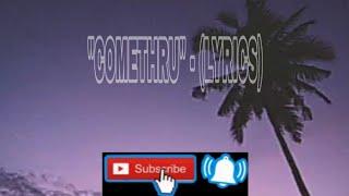 "Download ""Comethru"" - (Lyrics) Jeremy Zucker"